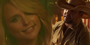 Jason Aldean And Miranda Lambert Release Music Video for 'Drowns the Whiskey'