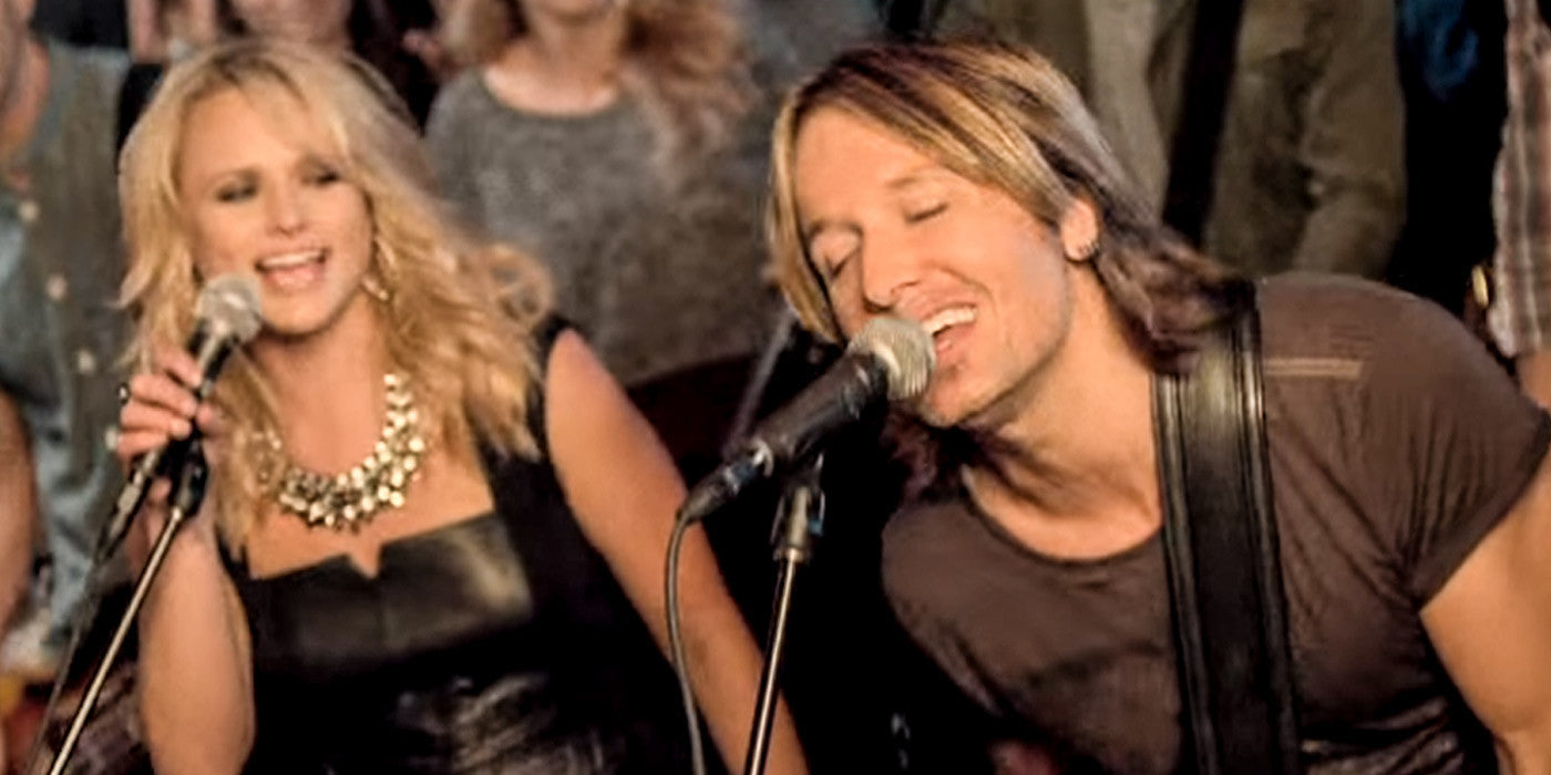 Miranda Lambert and Keith Urban Shine In 'We Were Us!'