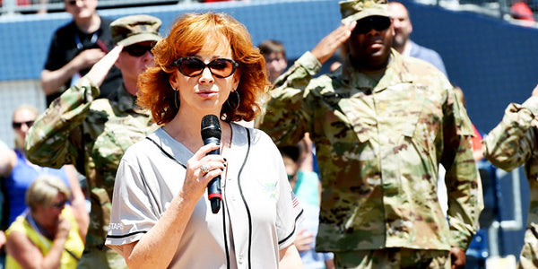 Reba McEntire's Rendition of the National Anthem Will Just Melt Your Heart