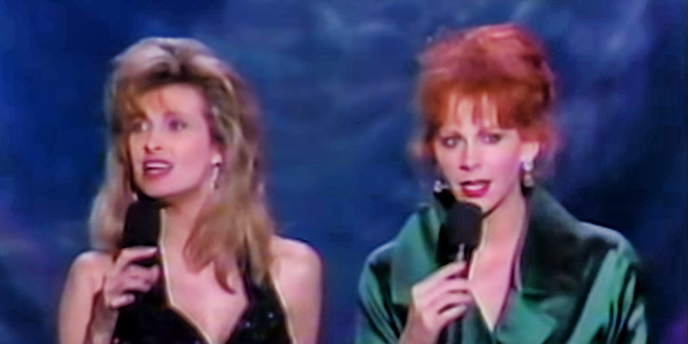 Ladies, Beware: If Reba McEntire Challenges You, She Means Business!