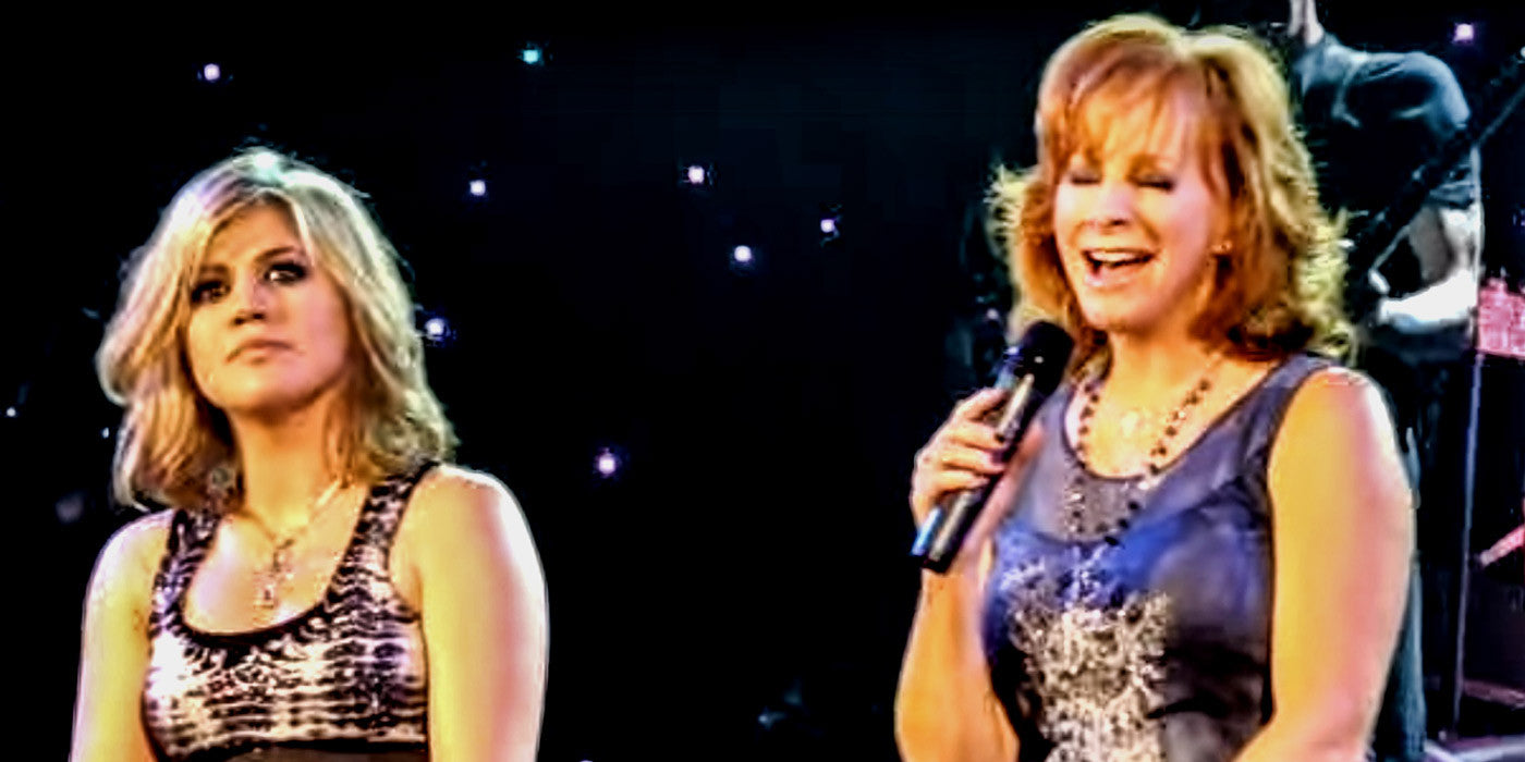Check Out How Reba McEntire Leaves a Whole Crowd Speechless!