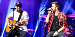 Sam Hunt and Charles Kelley Cover a Medley 90's Country Music