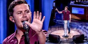 Scotty McCreery Gives An Emotional Performance of His Song 'Five More Minutes'