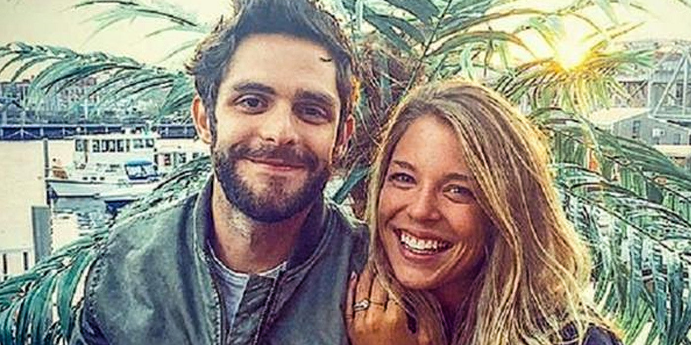 Thomas Rhett Was Told By His Wife, Lauren, To Write A Sweet Song; This Is What Happened After