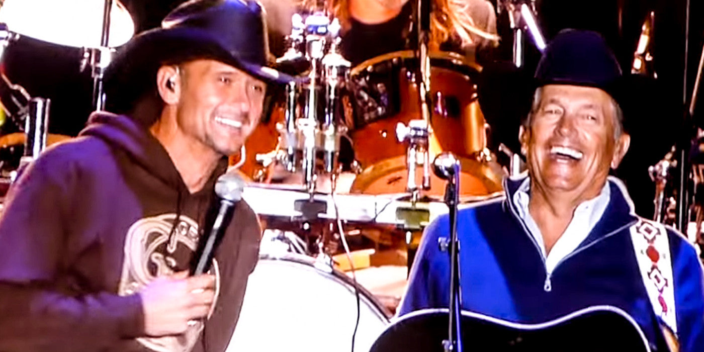 George Strait Wows the Audience and Fellow Performer in This Duet