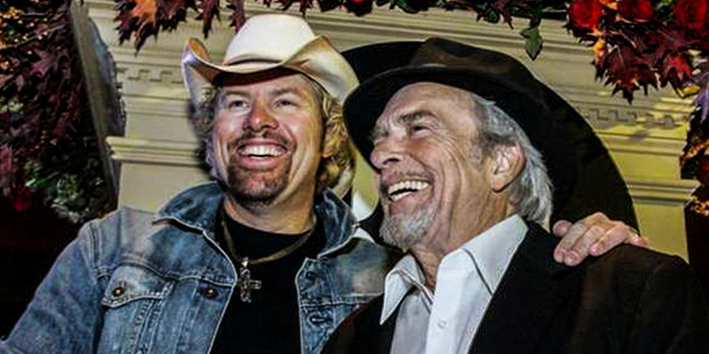Toby Keith's Rendition of 'Carolyn' Pays Tribute to Merle Haggard