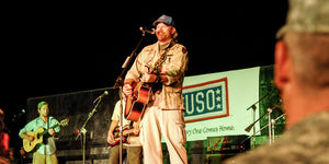 This Toby Keith Song May Surprise You, But It's All in Fun for His USO Show