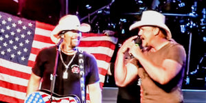 You Need to See This Inspiring Patriotic Show by Toby Keith and Trace Adkins