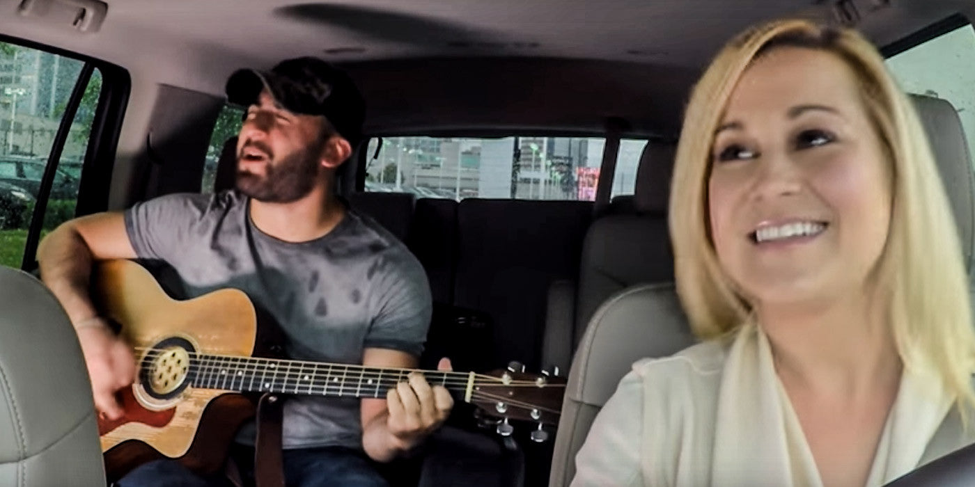 Kellie Pickler Is an Uber Driver for the Day