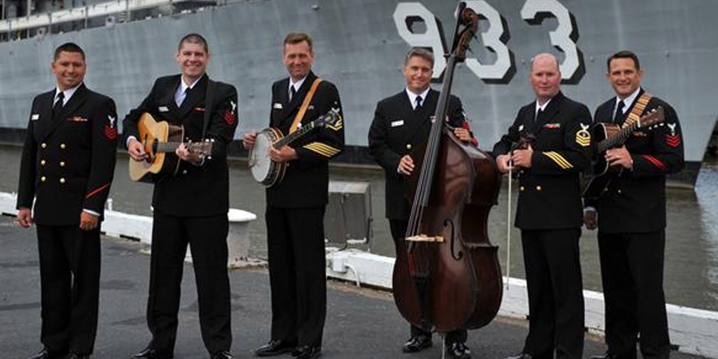 Have You Heard of the US Navy Band 'Country Current'?