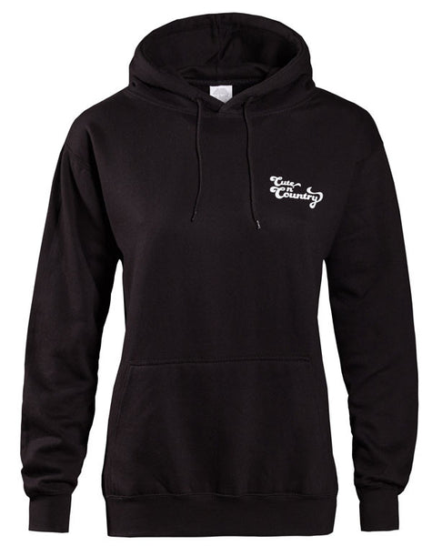 Hoodie: Boots and Trucks Drive Me Nuts , Hoodies - Cute n' Country, Cute n' Country  - 2