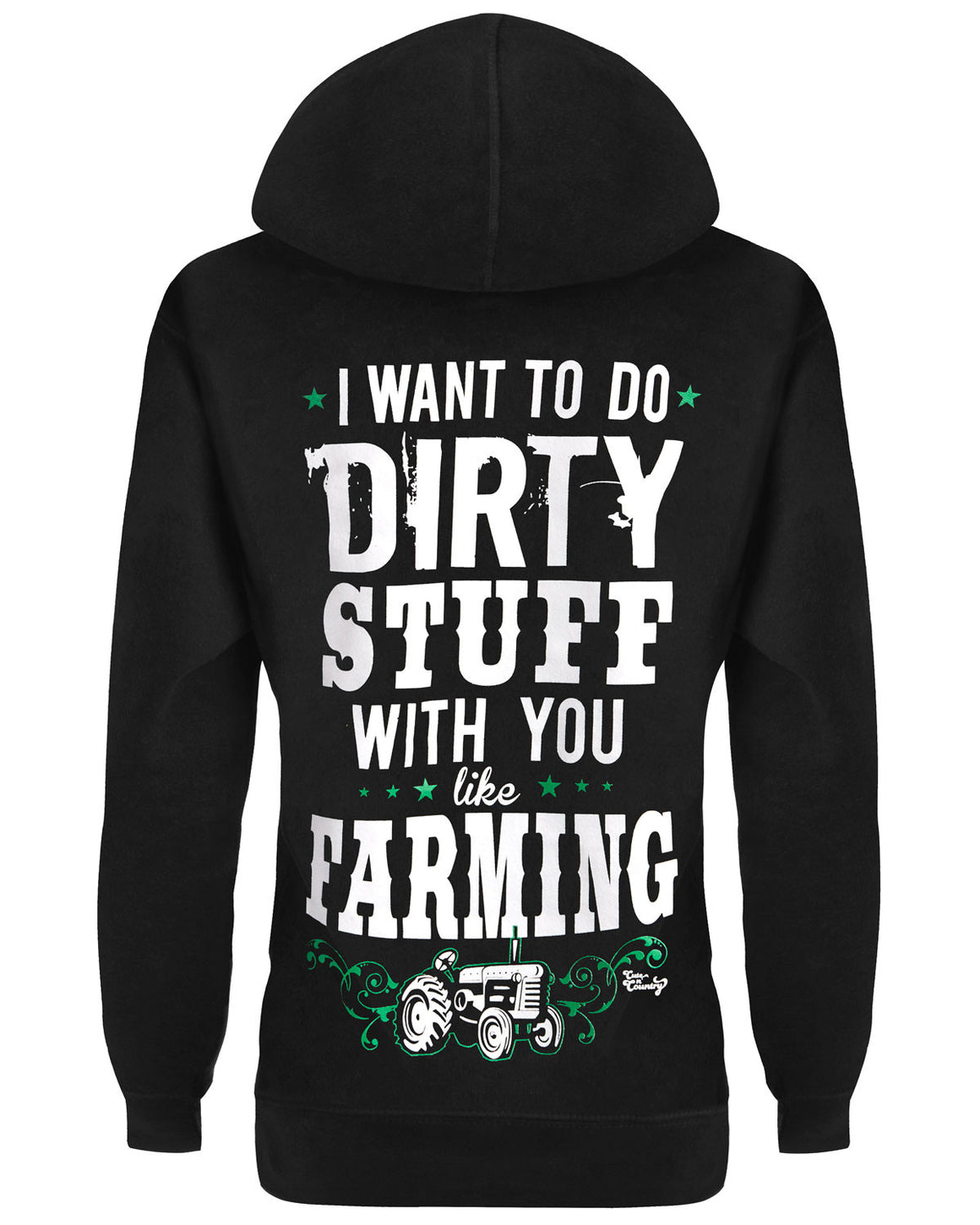 T-Shirt: I Want To Do Dirty Stuff With You Like Farming ...