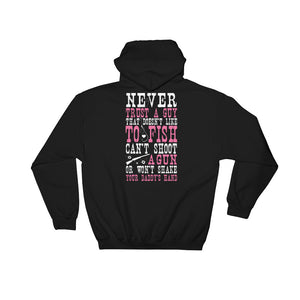 Never Trust A Guy - Hoodie
