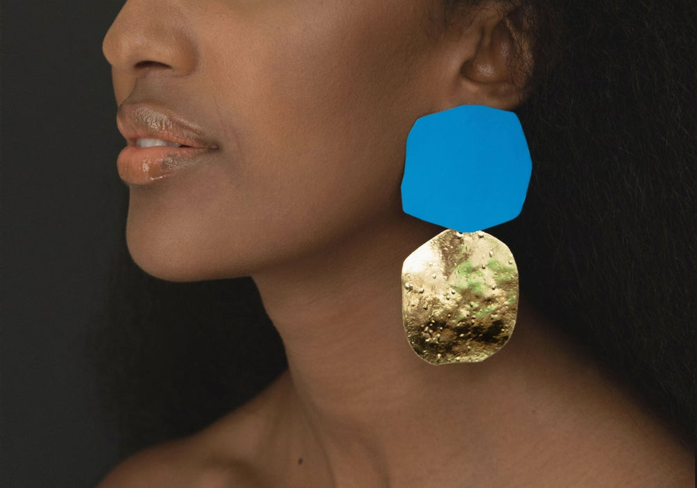 ACANTHA SEA EARRINGS