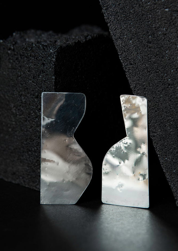 CONTRE FORME SERIES #4 EARRINGS