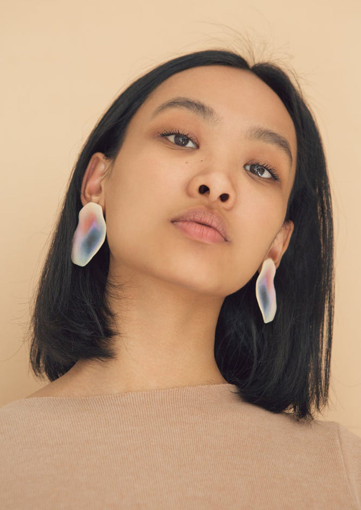 PUDDLE MULTICOLOR EARRINGS