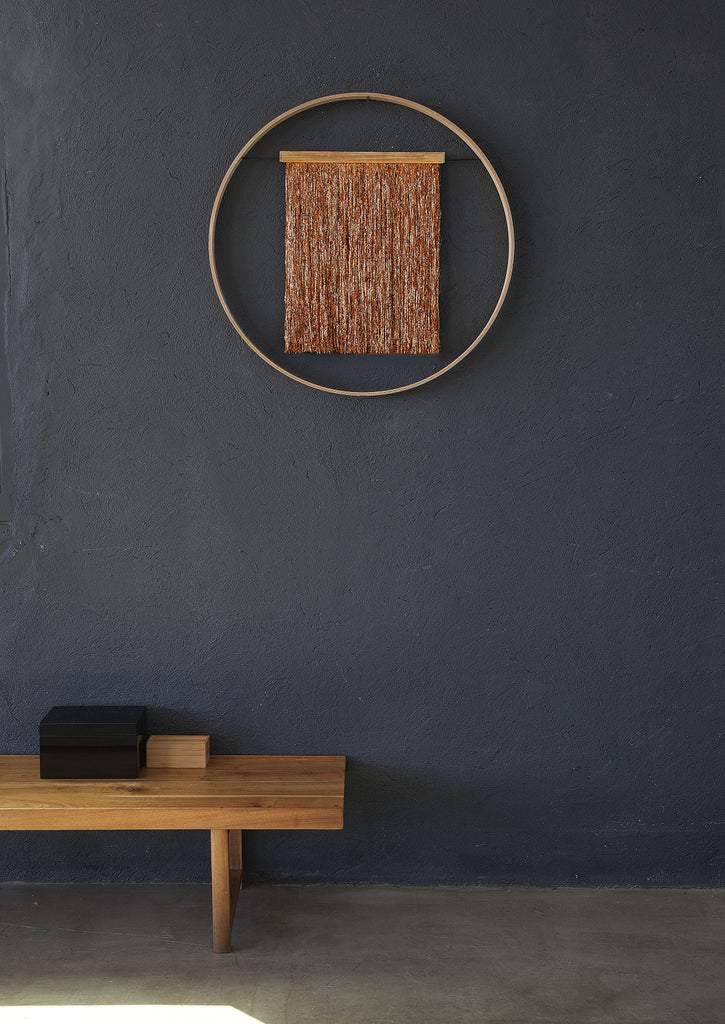 SIXZERO COPPER WALL HANGING