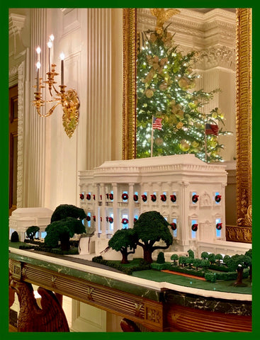 Gingerbread White House, State Dining Room