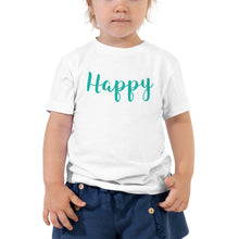 Load image into Gallery viewer, Happy Toddler Short Sleeve Tee
