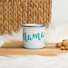 Load image into Gallery viewer, Mama Enamel Mug