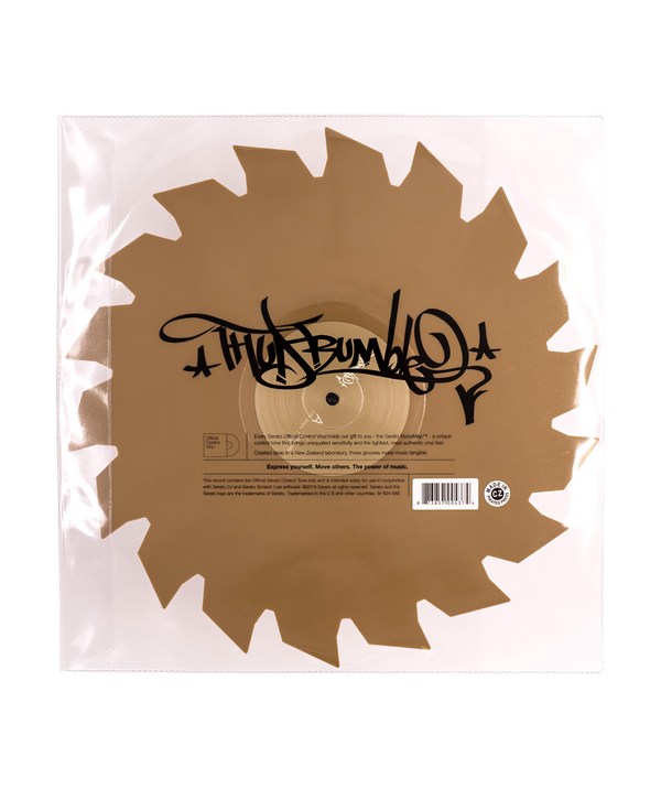 Serato x Thud Rumble Weapons Of Wax #4 (Buzz)
