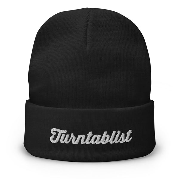 Tablist Beanie