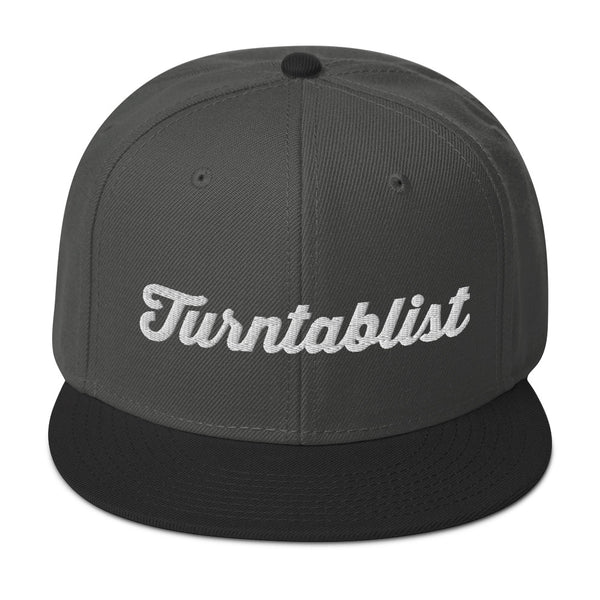 Tablist Snapback Hat