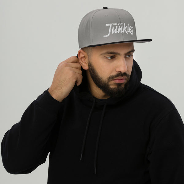 Junkies Snapback Hat