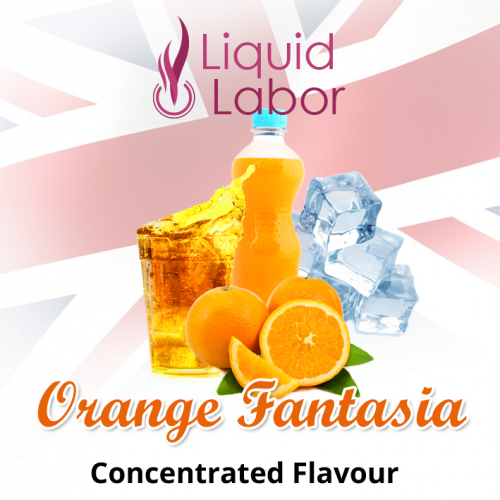 Orange Fantasia Aroma by Liquid Labor