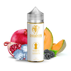 White Queen - Dampflion Checkmate 10ml Aroma
