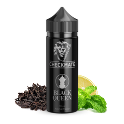 Black Queen - Dampflion Checkmate 10ml Aroma - Soester Elounge