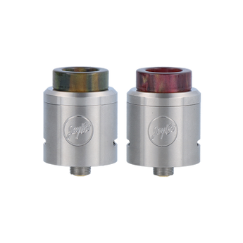 Wismec - Guillotine V2 Clearomizer Set resin-grün