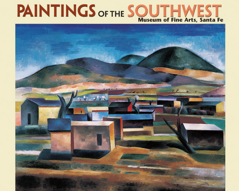 Paintings of the Southwest Boxed Note Cards