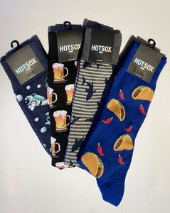 HotSox: Astronauts, Beer, Sharks, and Tacos
