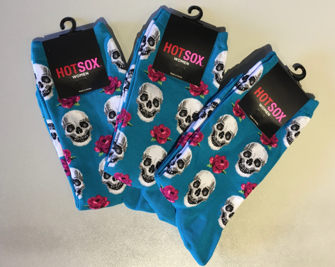 Day of the Dead Women's Hot Sox