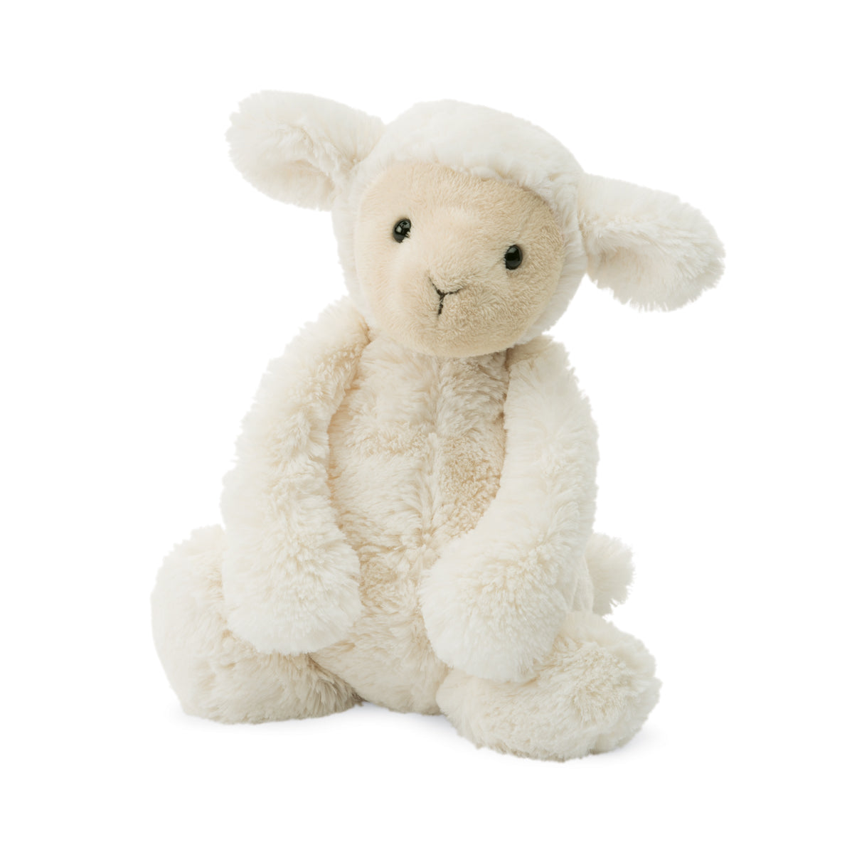 Bashful Lamb Stuffed Animal