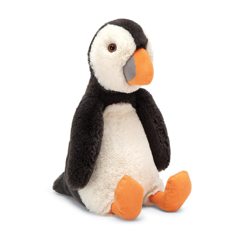 Bashful Puffin Stuffed Animal