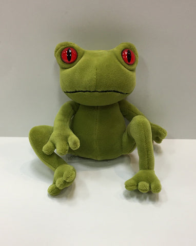 "Jellycat ""Little Tad Tree Frog"""