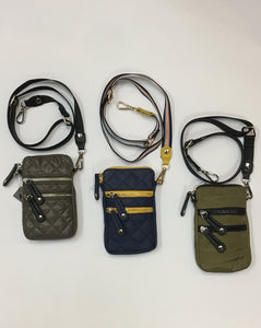Cross Body Cell Phone Purses with Multiple Compartments