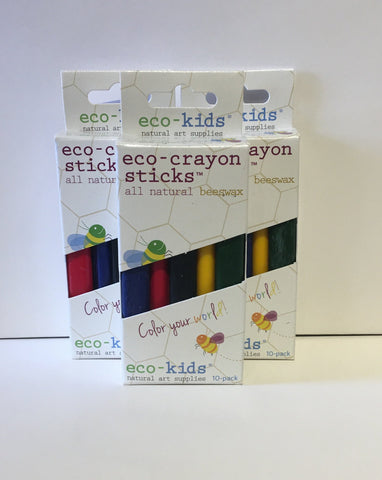 Eco Crayon Sticks