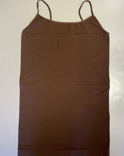 One Size Fits All Tank in Multiple Colors