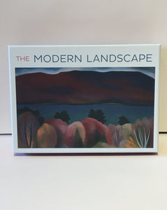 "The Modern Landscape"" Blank Gift Card Set"