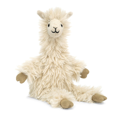 Luis Llama, Scruffy Stuffed Animal