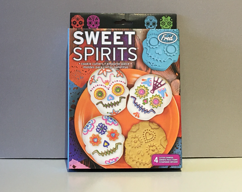 """Sweet Spirits"" Day of the Dead Cookie Cutters"