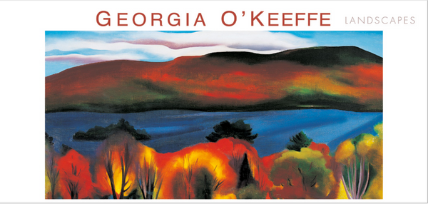 Georgia O'Keefe Landscapes Notecards