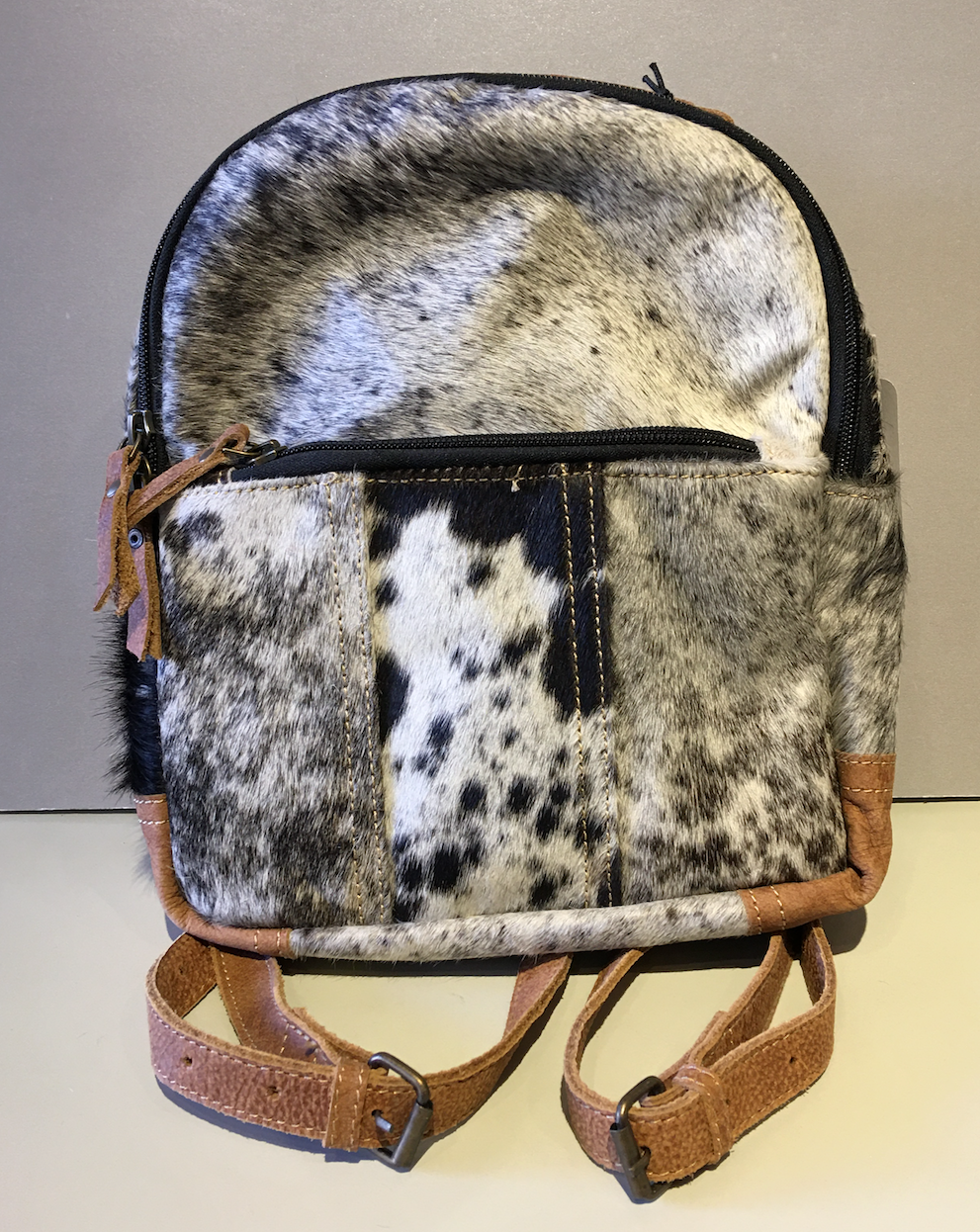 Southwestern Style, Fur Mini Backpack