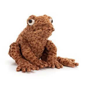 Toby Toad Stuffed Animal