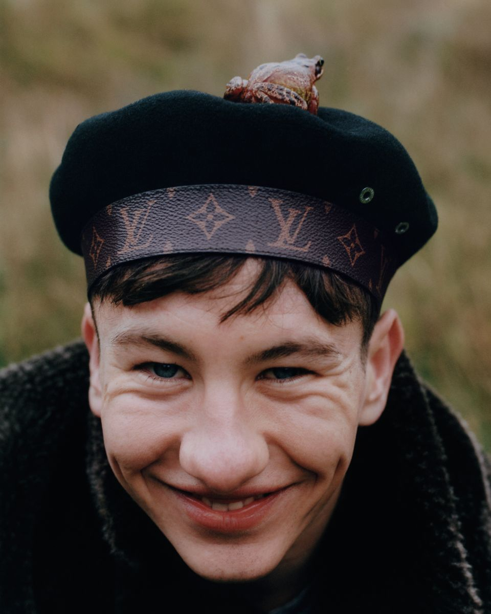 TOM JOHNSON - Barry Keoghan for Dazed AW17