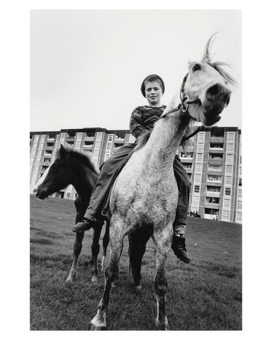 AMELIA TROUBRIDGE - Urban Cowboys, Dublin 1996
