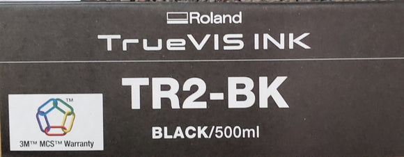 TrueVIS TR2 Ink Black 500ml Pouches